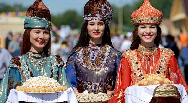 В субботу в Симферополе отметят национальный татарский праздник «Сабантуй»
