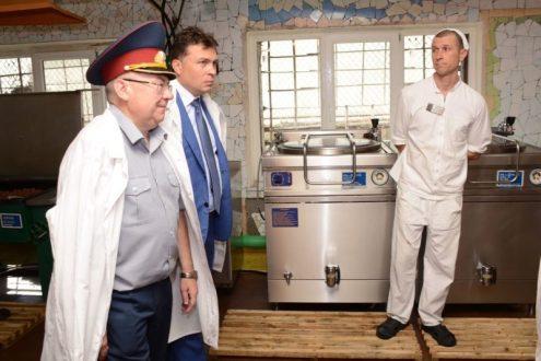 Что творится в симферопольской Исправительной колонии №1, проверял крымский вице-премьер