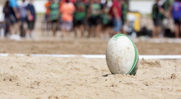 23 июня в Феодосии - Чемпионат ЮФО по пляжному регби