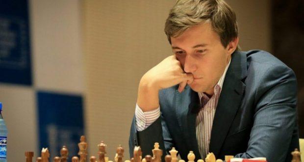 Симферополец Сергей Карякин - второй во 2 этапе Grand Chess Tour