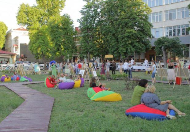 """Стартовал ландшафтный фестиваль """"Севастополь в цвету"""""""
