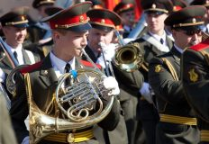 В июне в Крыму пройдет фестиваль военных оркестров