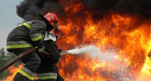 В минувшие сутки в Крыму произошло пять пожаров