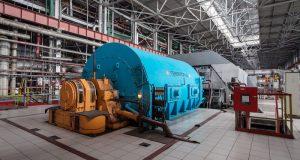 На Сакской ТЭЦ запустили турбины