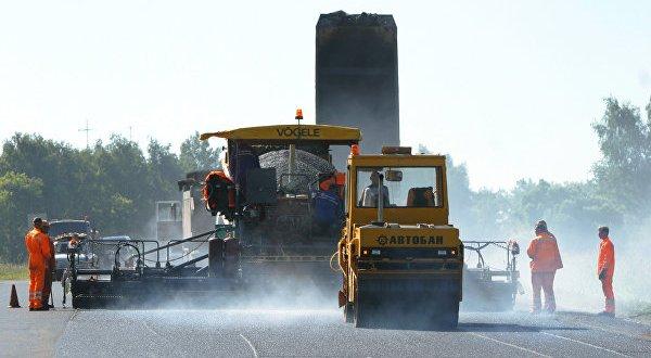 В Крыму отремонтировали участок дороги «Джанкой – Гвардейское»
