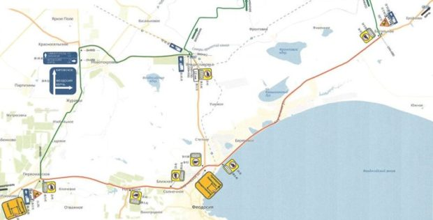 Через неделю с небольшим пробок на трассе «Симферополь – Керчь», в районе Феодосии не будет?