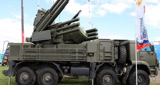 ПВО Крыма усилят еще одним дивизионом зенитных ракетно-пушечных комплексов «Панцирь-С1»