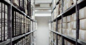 Капремонт помещений архивохранилища Госкомрегистра РК завершит к концу года