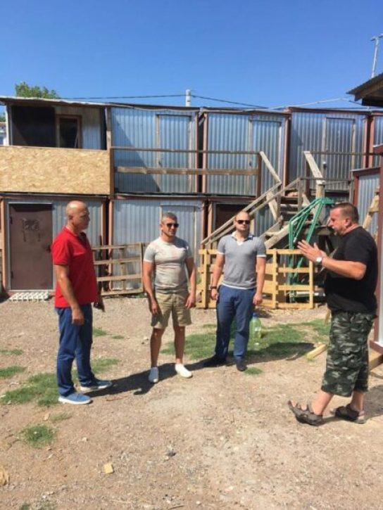 Будни севастопольского «Добровольца»: села в Балаклавском районе и социальные программы