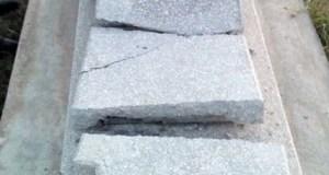 Вандализм в крымском поселке Багерово. Подростки «порезвились» на мусульманском кладбище