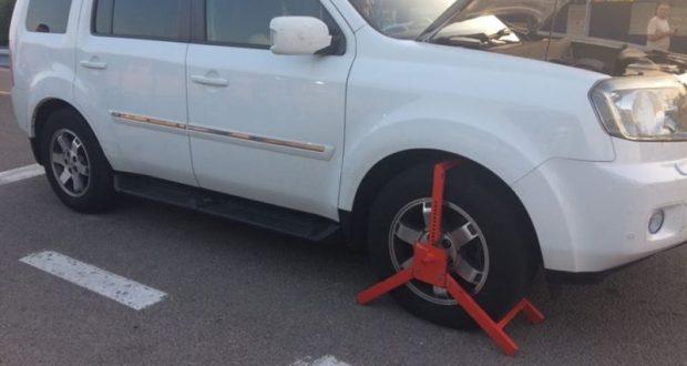В Крым не пустили очередное авто «в розыске»