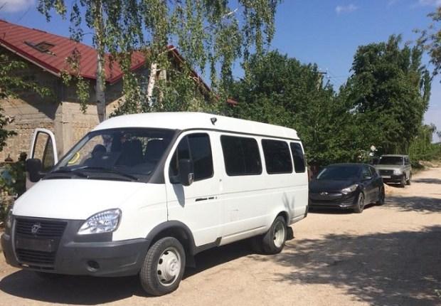 В Белогорском районе Крыма «работают» силовики