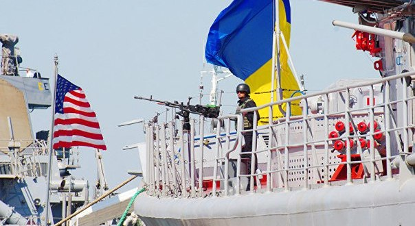 В Черном море начались учения НАТО и Украины «Sea Breeze - 2018»