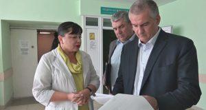 Глава Крыма Сергей Аксёнов посетил ряд социальных объектов Симферополя