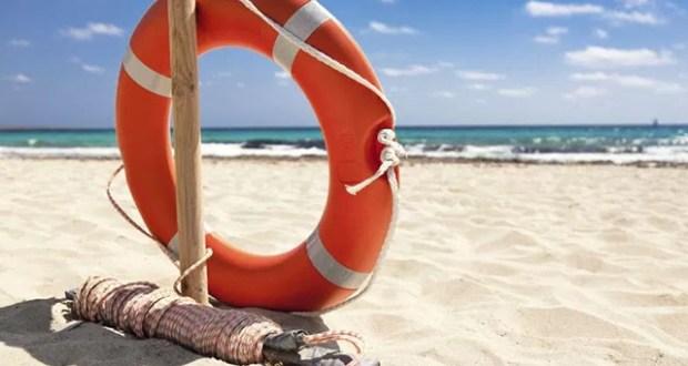 Непростые выходные на крымских пляжах. Хроника спасения на воде