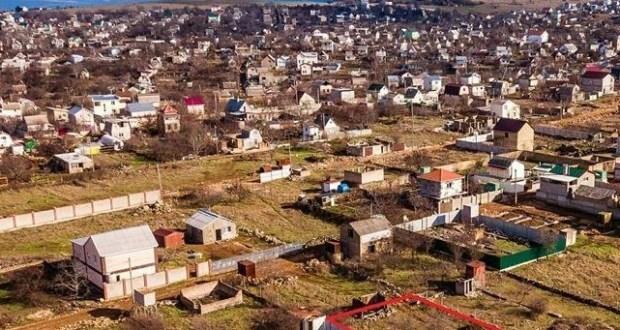 В Севастополе обрушились два дома