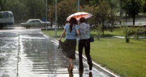 Погода в Крыму: синоптики обещают в субботу дожди с градом