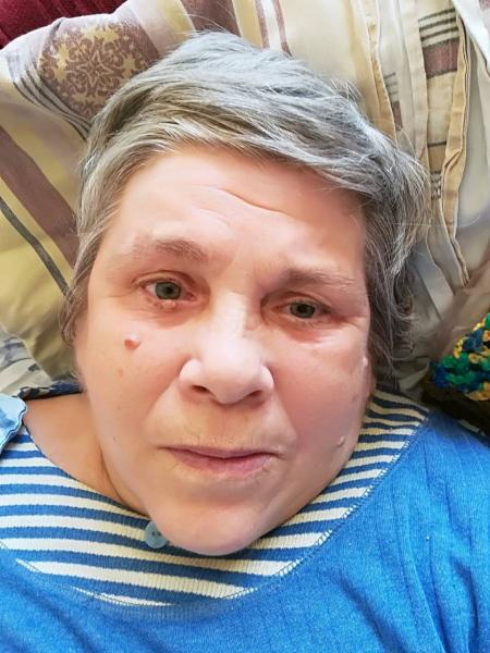 В Севастополе полиция просит помочь установить личность пожилой женщины