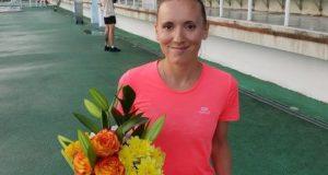 Валерия Мара из Симферополя - бронзовый призёр второго этап Кубка России по легкой атлетике