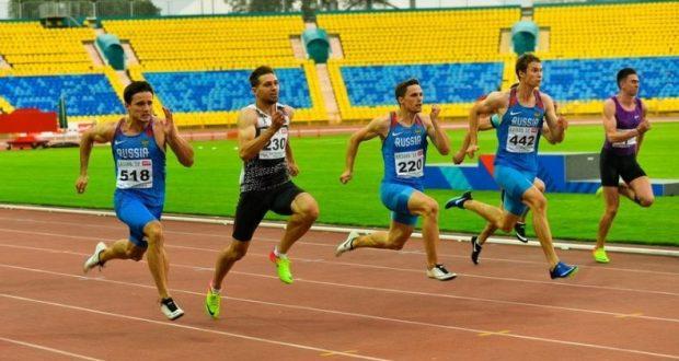 Легкоатлеты Крыма завоевали четыре серебряные медали в чемпионате России