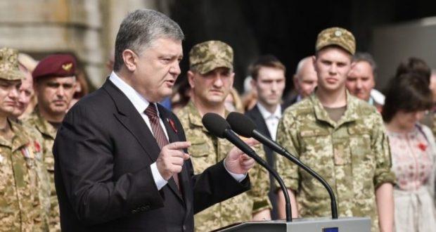 Порошенко в панике и хочет войны в Азовском море