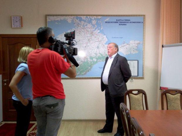 В водохранилищах Северо-Крымского канала достаточно воды для обеспечения полуострова