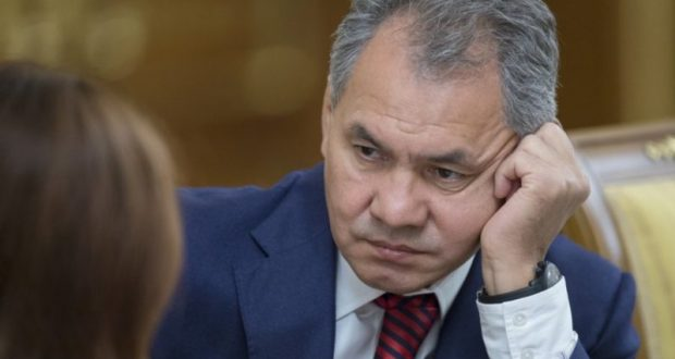 Министр обороны России Сергей Шойгу рассказал о несостоявшейся «гибридной войне» в Крыму