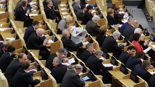 В ТОП-50 рейтинга полезности депутатов Госдумы РФ, увы, нет ни одного представителя Крыма