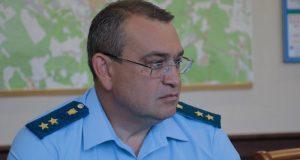 Марк Большедворский, претендующий на пост прокурора Севастополя, представлен губернатору города
