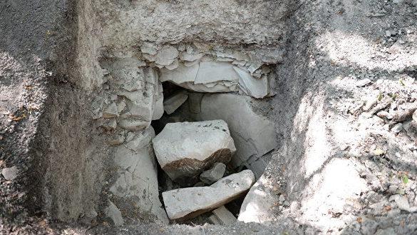 В районе Балаклавы археологи обнаружили раннесредневековые могильники