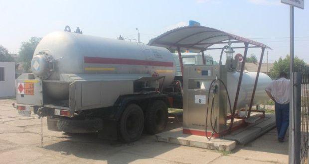 Куда пропал газ на крымских автозаправках