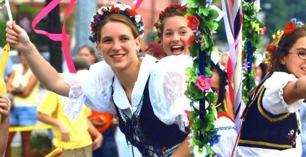 2 сентября в Симферополе - Дни чешской культуры