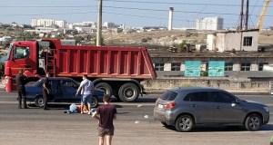 ДТП в Севастополе: прямо на переходе сбили человека
