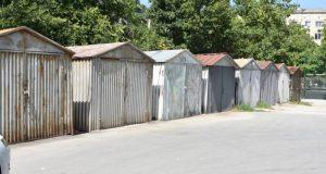 В Симферополе под снос пустили гаражи на улице Аральской