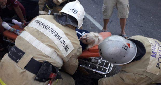 Покалеченные люди, искореженные машины, потерянная жизнь… У МЧС Крыма свои «зарубки» от выходных