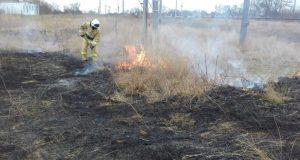 В Крыму по-прежнему - особый противопожарный режим