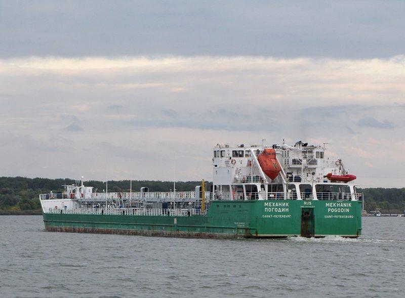 Ответ на арест Украиной российского танкера «Механик Погодин» будет жестким