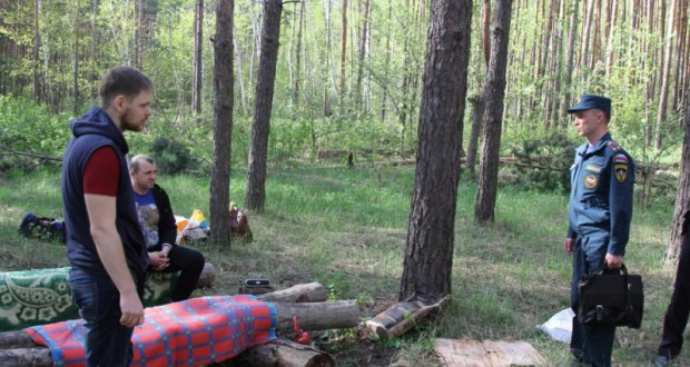Сотрудники Севастопольского лесничества за неделю оштрафовали 11 нарушителей