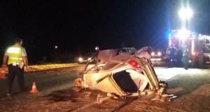 Страшная авария на трассе «Симферополь – Евпатория». Пятеро пострадавших