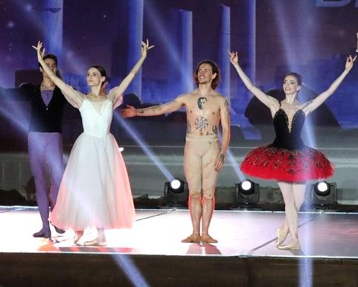 На Украине скандал. В соцсетях начали травить артиста балета Сергея Полунина