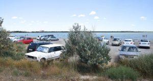 В Евпатории закроют Мойнакский парк и окрестности озера для движения авто