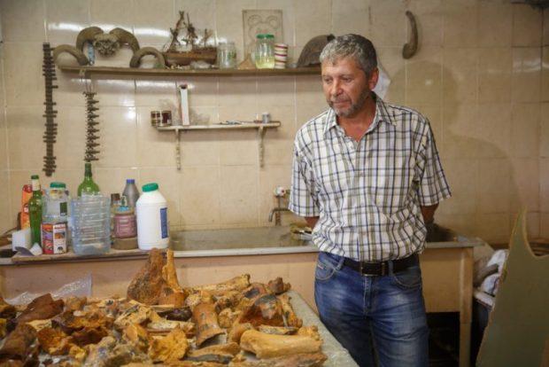 Ученые завершили обследование пещеры «Таврида» с костями древних животных