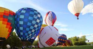 В Феодосии в сентябре - XI Фестиваль воздухоплавания «Воздушное Братство»