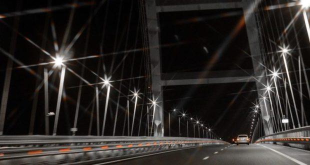 Крымский мост бьёт собственные рекорды