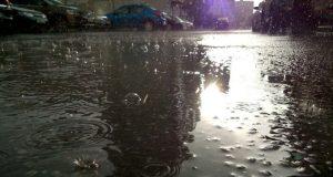 В пятницу в Крыму - кратковременные дожди с грозами