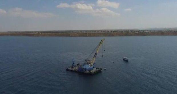 В Севастополе создают морскую ферму. На 144 гектарах в районе посёлка Кача