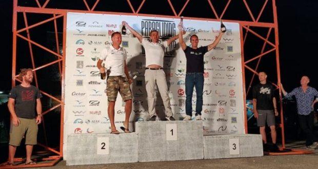 Глеб Сухоцкий из Симферополя - победитель IV этапа Кубка мира по парапланерному спорту