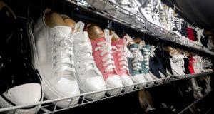 В Джанкое полиция пресекла сбыт контрафактной спортивной обуви известных брендов