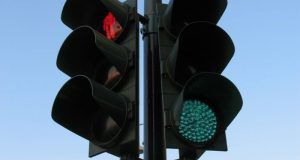 В Симферополе установят пять новых светофоров