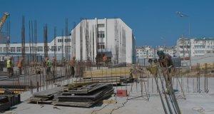 II очередь школы и бассейна в бухте Казачья достроят на средства из бюджета региона